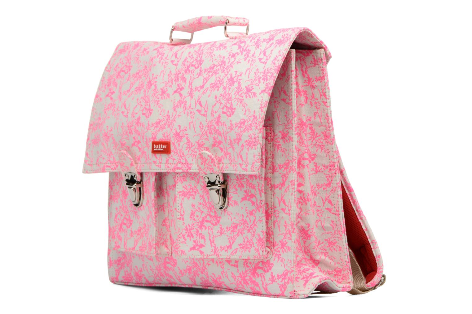 Made CANVAS JOUY CARTABLE Love Bakker 37CM With vn76qxpfdf