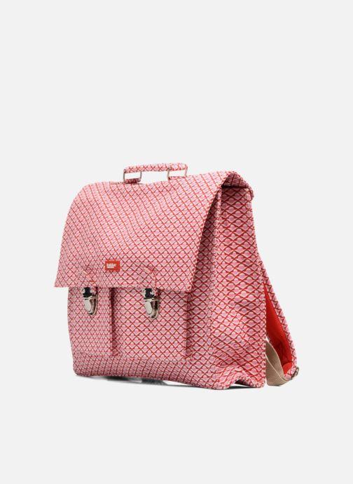 Schooltassen Bakker Made With Love Chine 37cm Roze model