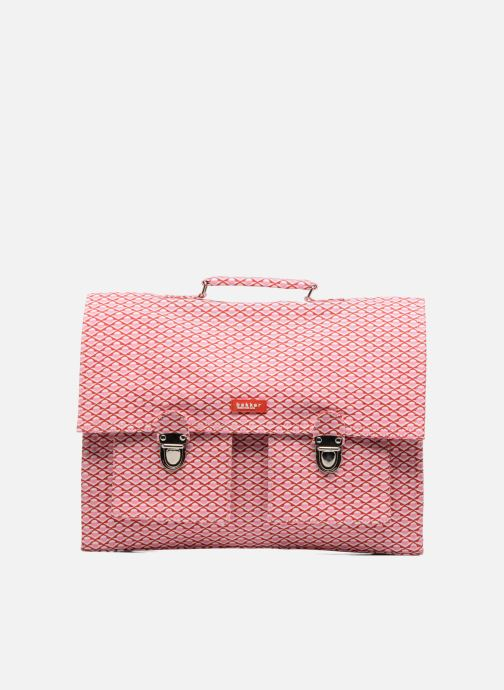 Schooltassen Bakker Made With Love Chine 37cm Roze detail