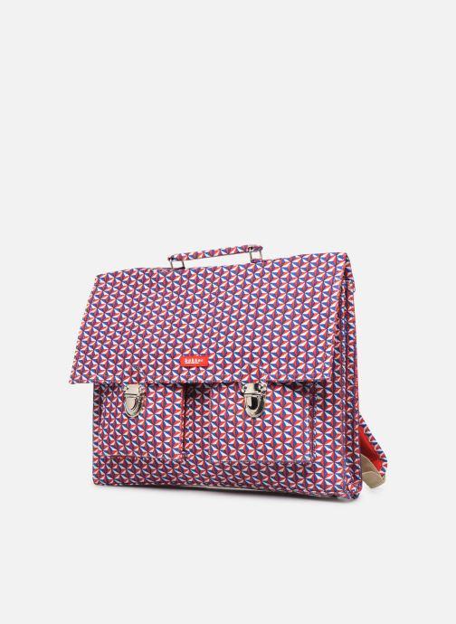 School bags Bakker Made With Love Bintang 37 Multicolor model view