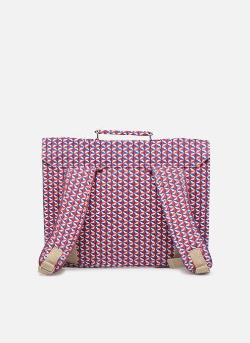 Schooltassen Bakker Made With Love Bintang 37 Multicolor voorkant