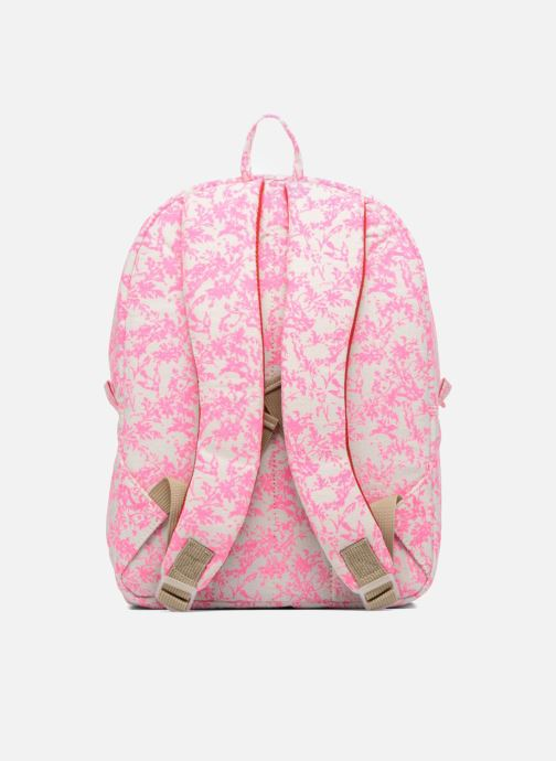 Schulzubehör Bakker Made With Love BACKPACK GRAND CANVAS rosa ansicht von vorne
