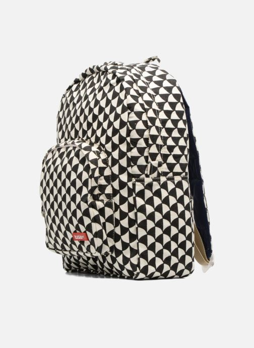 Scolaire Bakker Made With Love Matahari Backpack Grand Multicolore vue portées chaussures