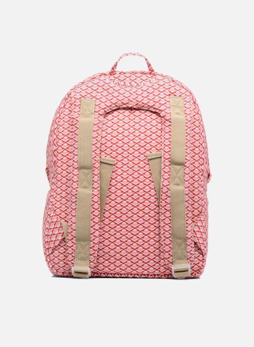 Schooltassen Bakker Made With Love BACKPACK GRAND Roze voorkant