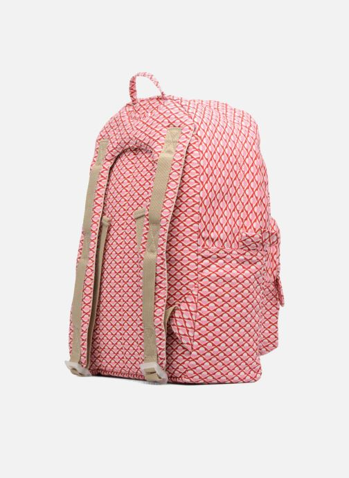 Schooltassen Bakker Made With Love BACKPACK GRAND Roze rechts