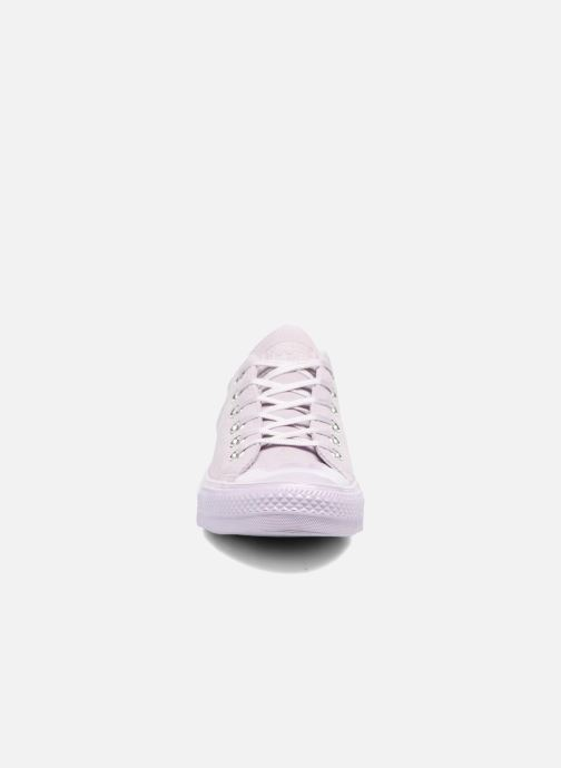 Converse Chuck Taylor All Star Mono Plush Suede Ox (Paars