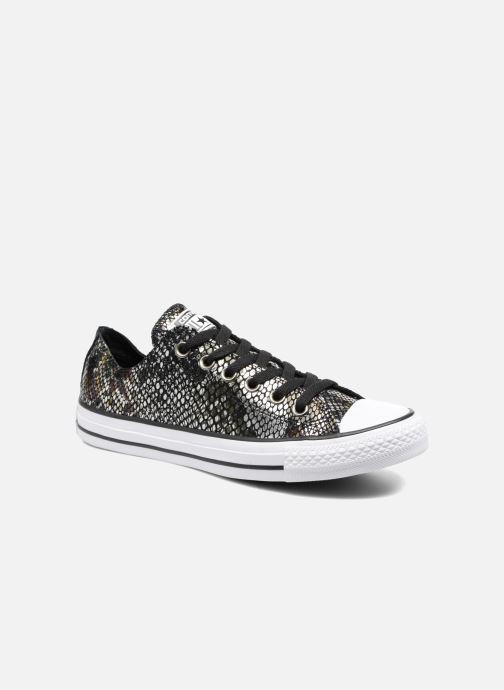 Converse Chuck Taylor All Star Fashion Snake Ox (Noir ...