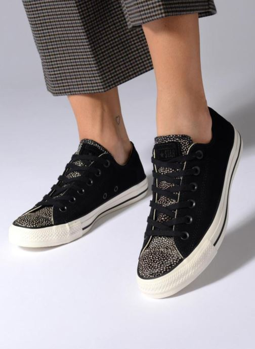 Sneakers Converse Chuck Taylor All Star Pony Hair Ox Beige onder