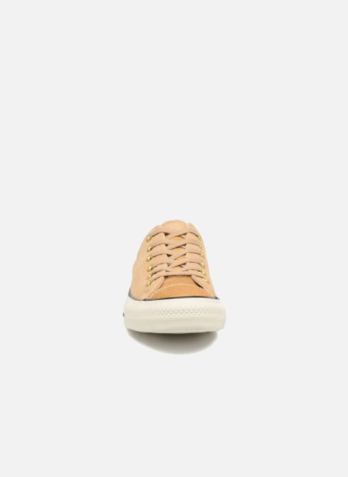 Sneakers Converse Chuck Taylor All Star Pony Hair Ox Beige model