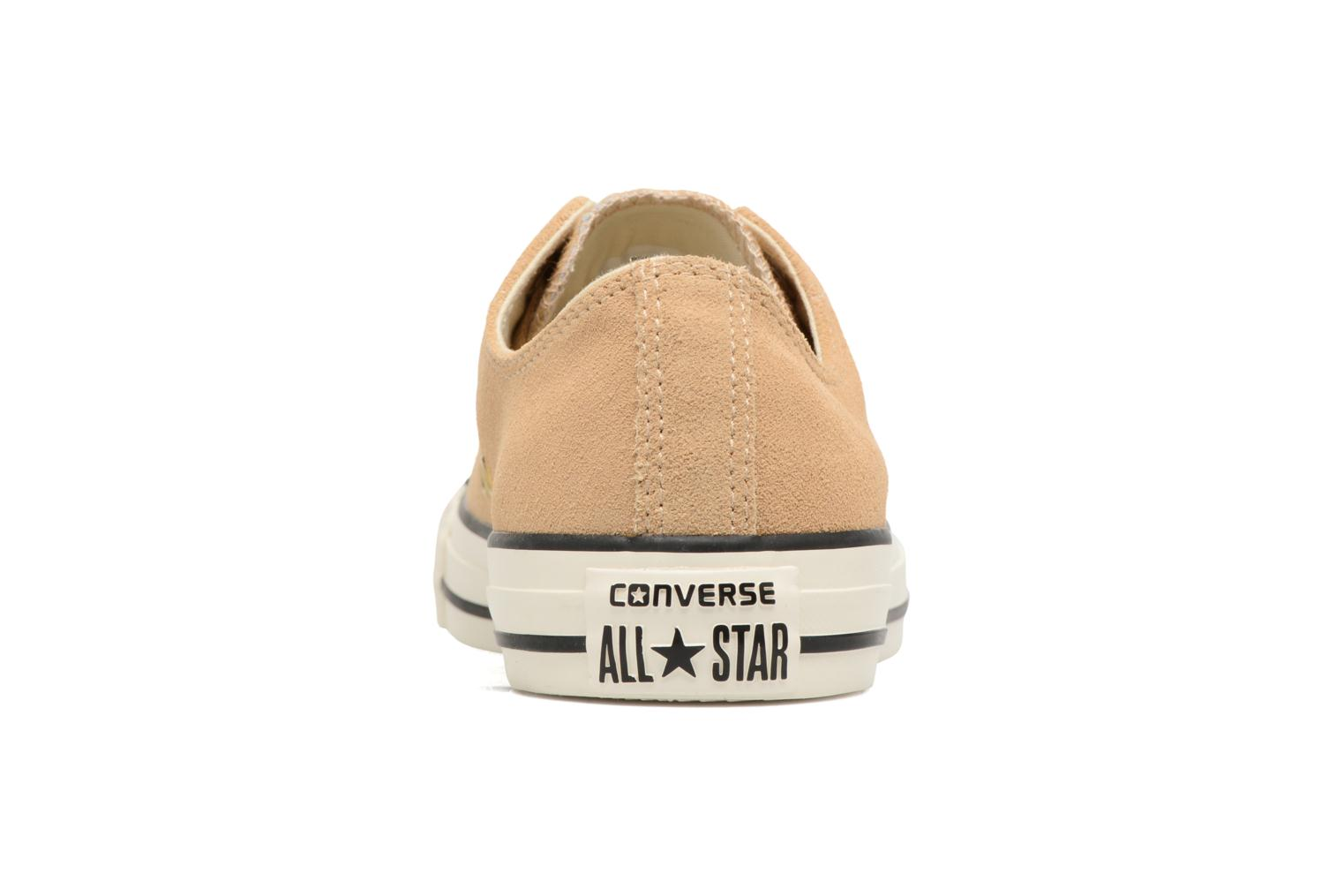 Sneakers Converse Chuck Taylor All Star Pony Hair Ox Beige rechts