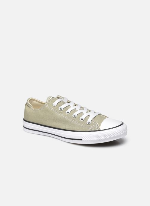 Sneakers Converse Chuck Taylor All Star W Grijs detail