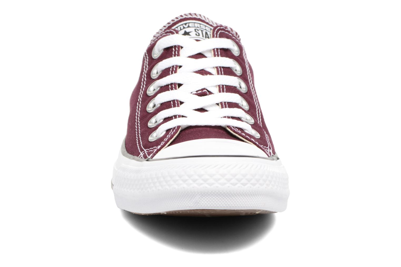 Baskets Converse Chuck Taylor All Star W Violet vue portées chaussures