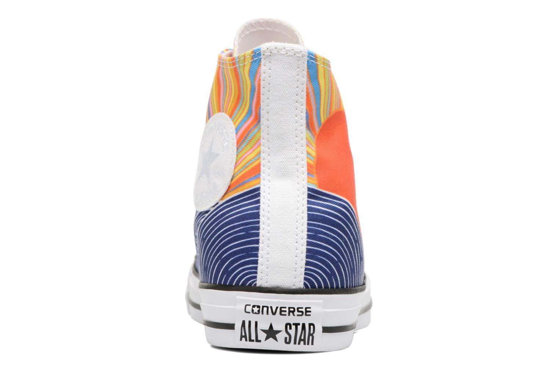 Baskets Converse Chuck Taylor All Star Mara Hoffman Misun Hi Multicolore vue droite
