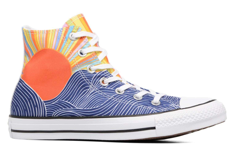 Baskets Converse Chuck Taylor All Star Mara Hoffman Misun Hi Multicolore vue derrière