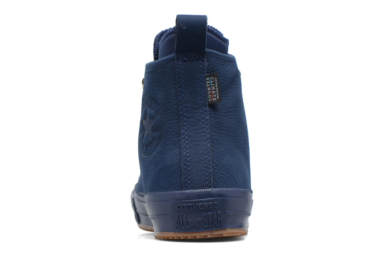 Trainers Converse Chuck Taylor WP Boot WP Nubuck Hi Blue view from the right