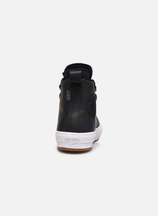 Sneaker Converse Chuck Taylor WP Boot WP Leather Hi schwarz ansicht von rechts