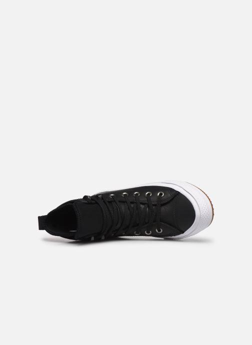 Sneaker Converse Chuck Taylor WP Boot WP Leather Hi schwarz ansicht von links