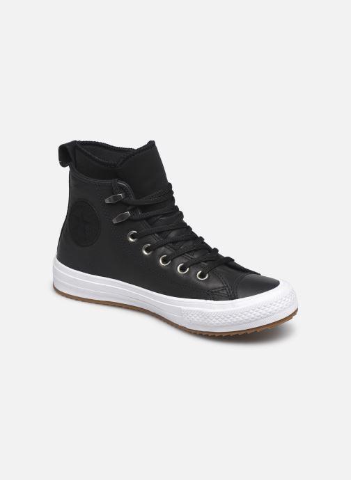 Sneaker Converse Chuck Taylor WP Boot WP Leather Hi schwarz detaillierte ansicht/modell