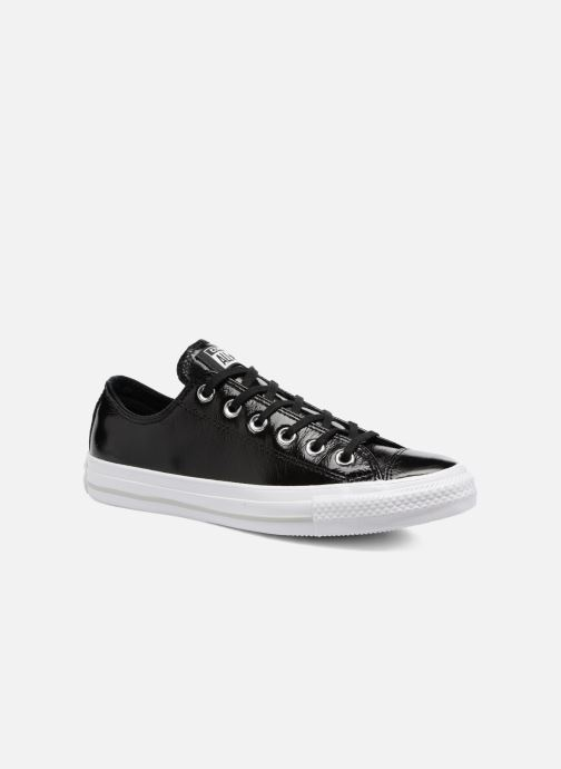 db620b7ab2e4 Converse Chuck Taylor All Star Crinkled Patent Leather Ox (Black ...