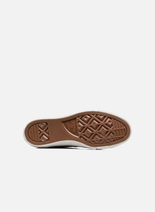 Sneakers Converse Chuck Taylor All Star Nubuck Ox W Nero immagine dall'alto