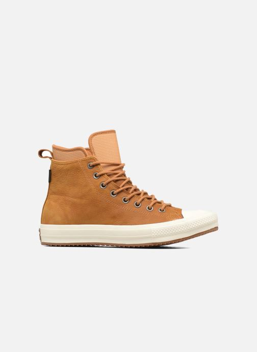 Trainers Converse Chuck Taylor WP Boot Nubuck Hi Brown back view