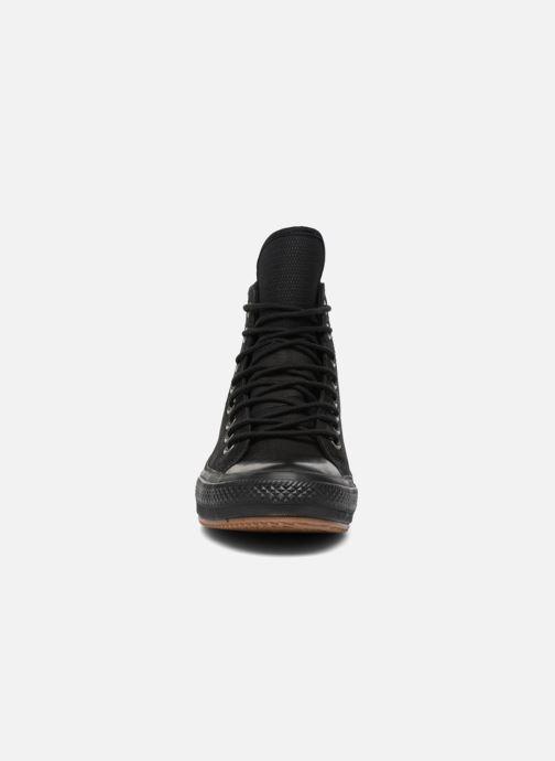 Sneakers Converse Chuck Taylor WP Boot Nubuck Hi Zwart model