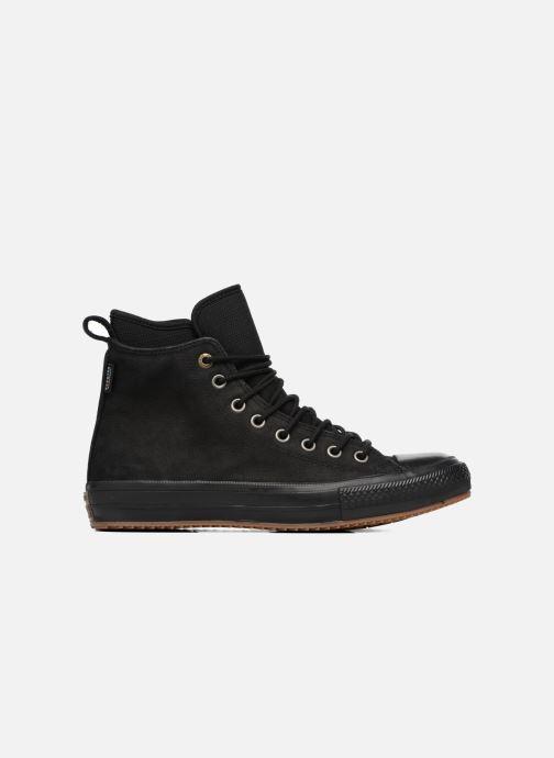 Sneakers Converse Chuck Taylor WP Boot Nubuck Hi Zwart achterkant