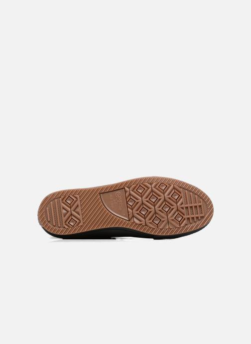 Sneakers Converse Chuck Taylor WP Boot Nubuck Hi Zwart boven