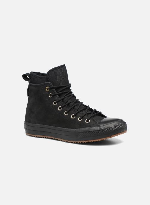 Sneakers Converse Chuck Taylor WP Boot Nubuck Hi Zwart detail