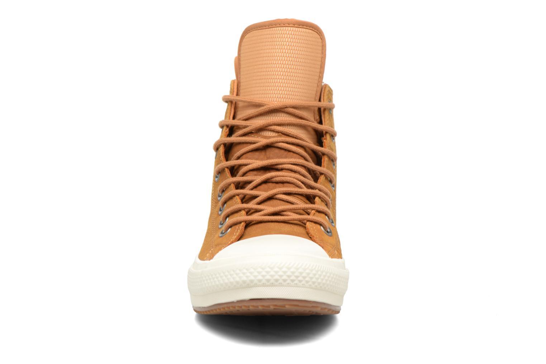 Sneakers Converse Chuck Taylor WP Boot Nubuck Hi Bruin model