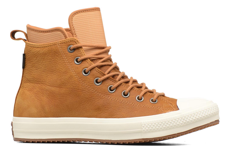 Sneakers Converse Chuck Taylor WP Boot Nubuck Hi Bruin achterkant