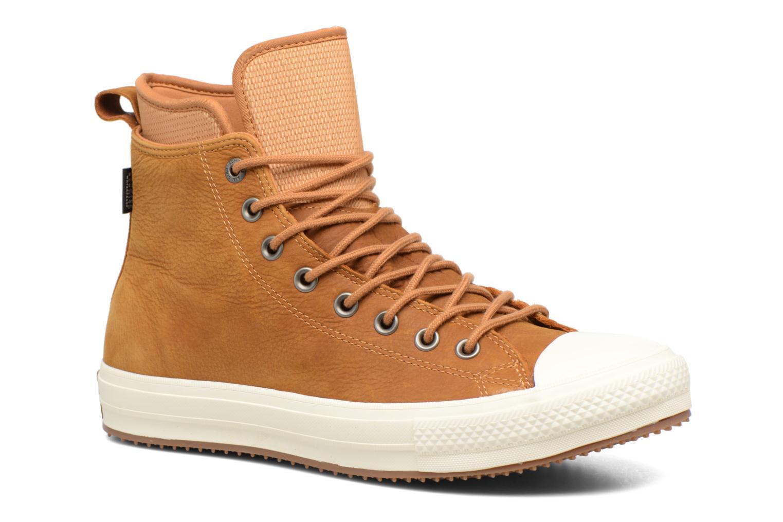 Sneakers Converse Chuck Taylor WP Boot Nubuck Hi Bruin detail