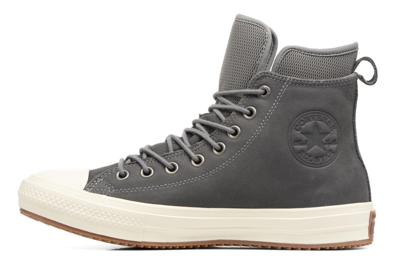 Sneakers Converse Chuck Taylor WP Boot Nubuck Hi Grijs voorkant
