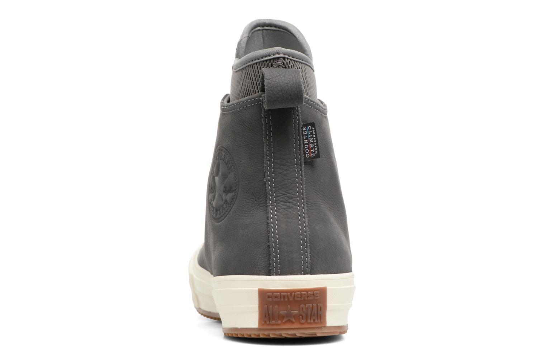 Sneaker Converse Chuck Taylor WP Boot Nubuck Hi grau ansicht von rechts