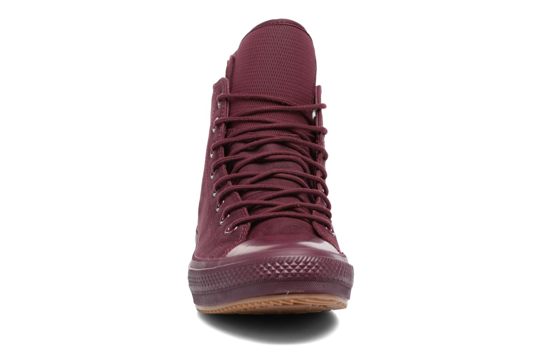 Sneakers Converse Chuck Taylor WP Boot Nubuck Hi Bordeaux model