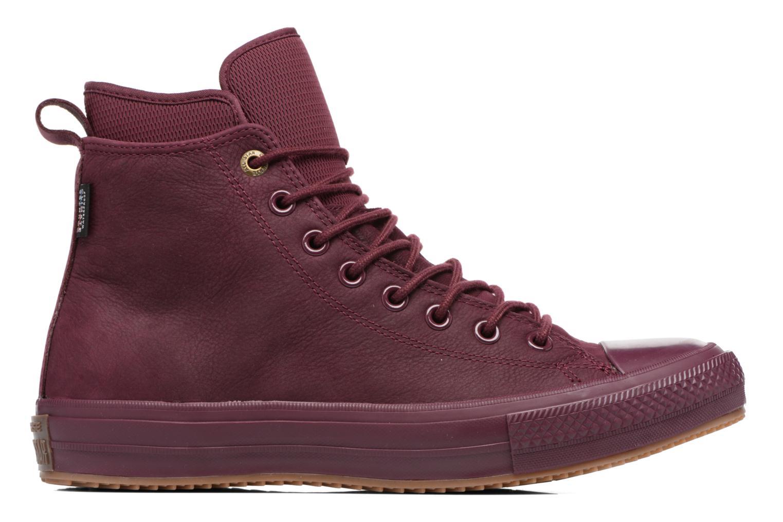 Sneakers Converse Chuck Taylor WP Boot Nubuck Hi Bordeaux achterkant