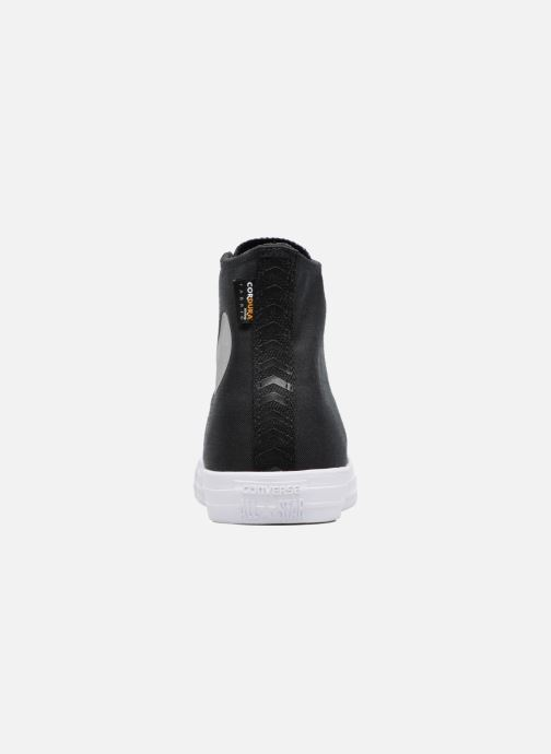 2f33fe37319d Trainers Converse Chuck Taylor All Star Cordura Hi Black view from the right