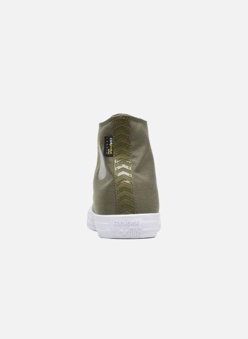 Sneakers Converse Chuck Taylor All Star Cordura Hi Groen rechts