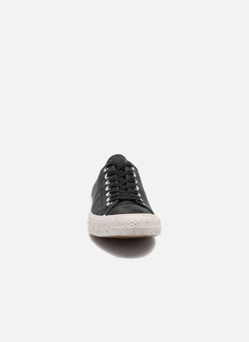 Sneakers Converse Chuck Taylor All Star Nubuck Ox M Zwart model