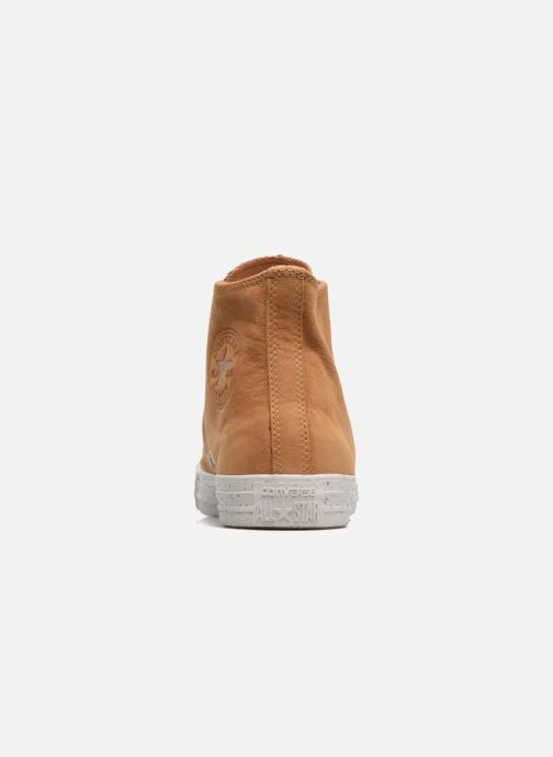 8e619d80874 Converse Chuck Taylor All Star Nubuck Hi M (Brown) - Trainers chez ...