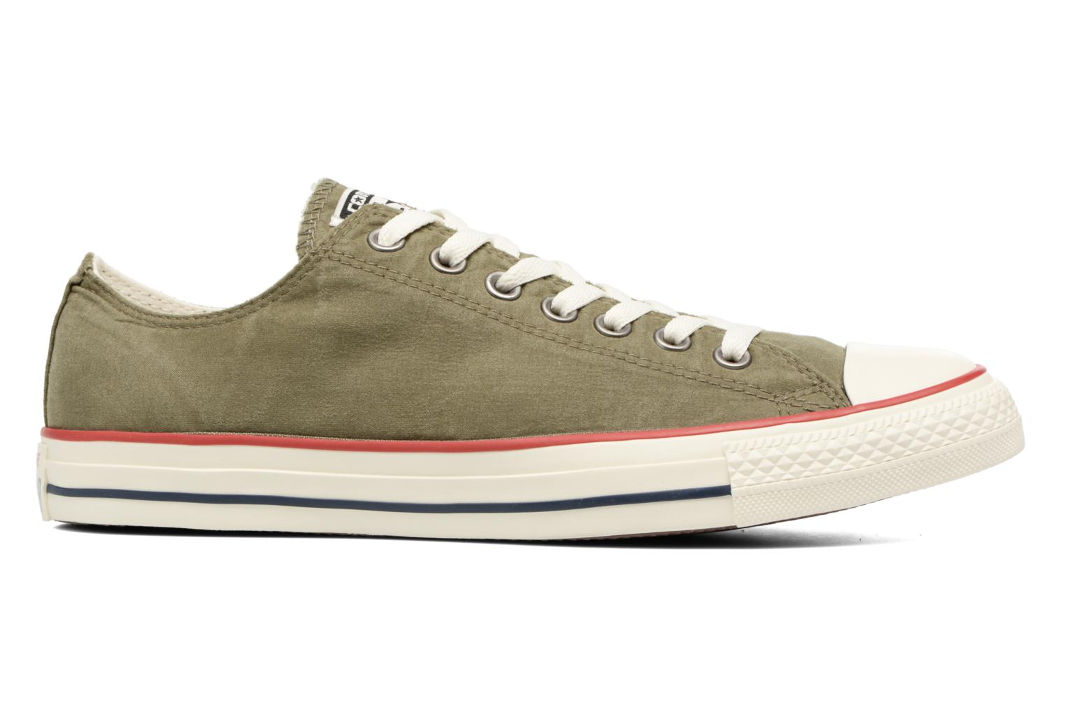 Trainers Converse Chuck Taylor All Star Ombre Wash Ox M Green back view