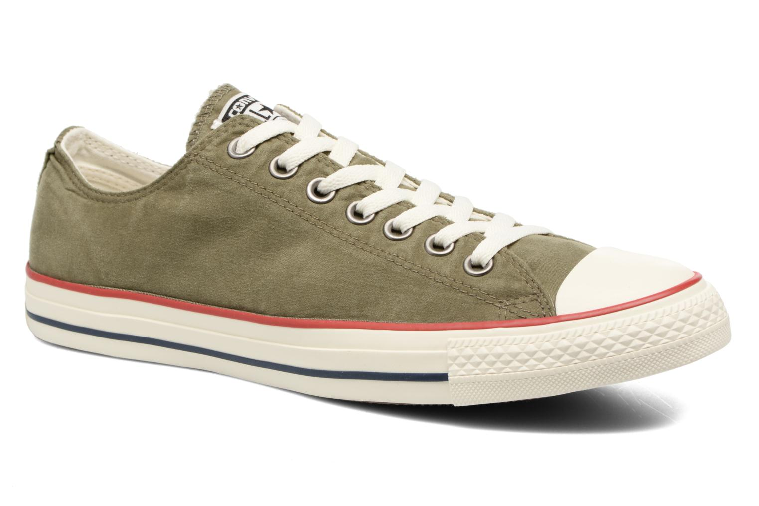 Trainers Converse Chuck Taylor All Star Ombre Wash Ox M Green detailed view/ Pair view