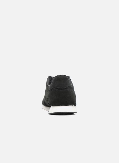Sneaker Converse 84 Thunderbolt Nubuck Ox schwarz ansicht von hinten