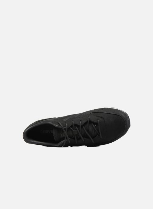 Trainers Converse 84 Thunderbolt Nubuck Ox Black view from the left