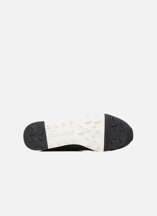 Sneaker Converse 84 Thunderbolt Nubuck Ox schwarz ansicht von oben