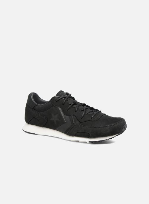 Sneakers Converse 84 Thunderbolt Nubuck Ox Zwart detail