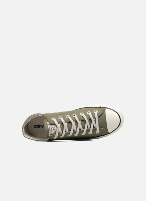 Converse Chuck Taylor All Star Coated Leather Ox (Vert