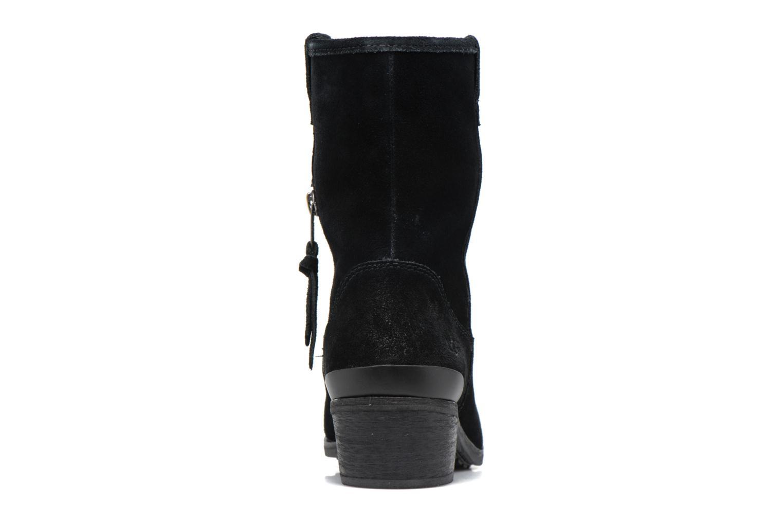 Bottines et boots UGG Briar Noir vue droite