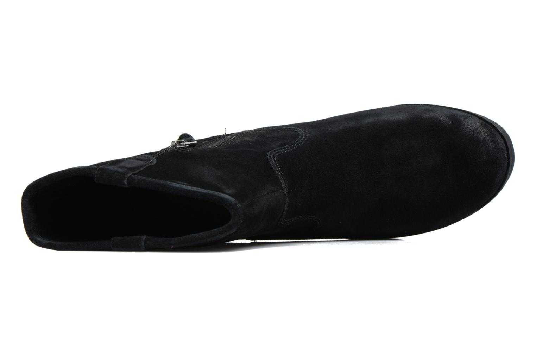 Bottines et boots UGG Briar Noir vue gauche