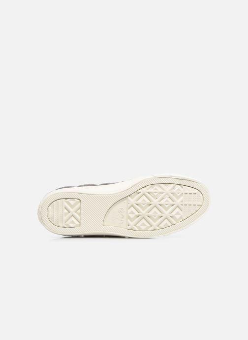 Sneakers Converse Chuck Taylor All Star Wool Hi Grijs boven